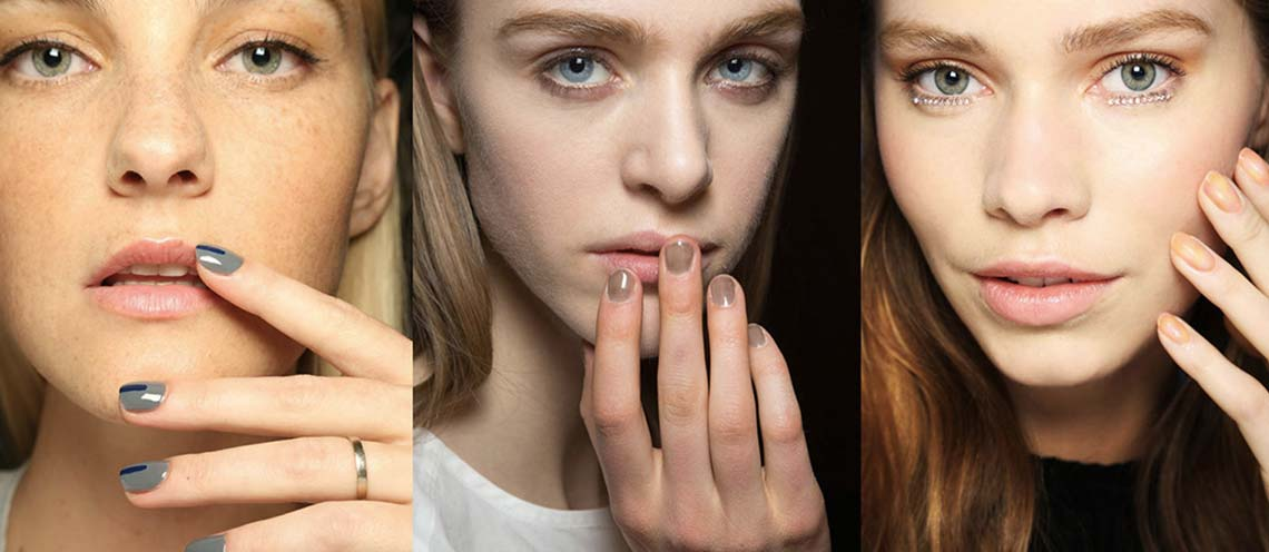 Smalti e nail art, le tendenze dell'autunno 2015
