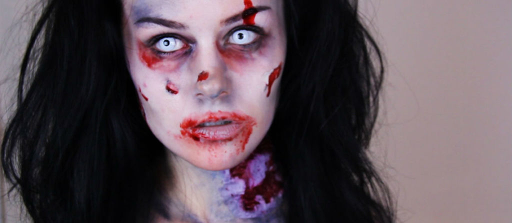 make-up-zombie-halloween