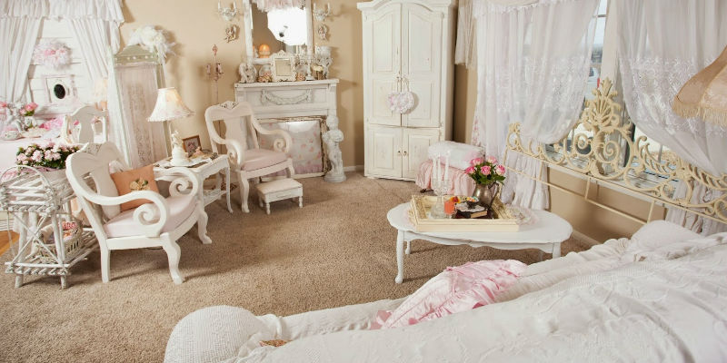 Shabby chic come rendere la tua casa pi romantica for Casa shabby