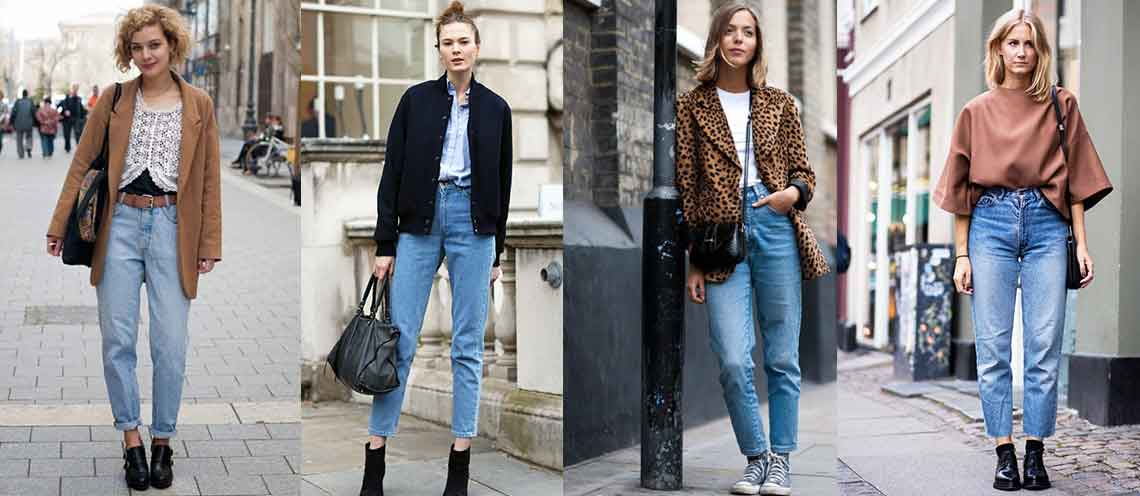 Mom jeans, la tendenza del 2016: come indossarli?