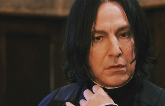 È morto Alan Rickman, addio al professor Piton di Harry Potter