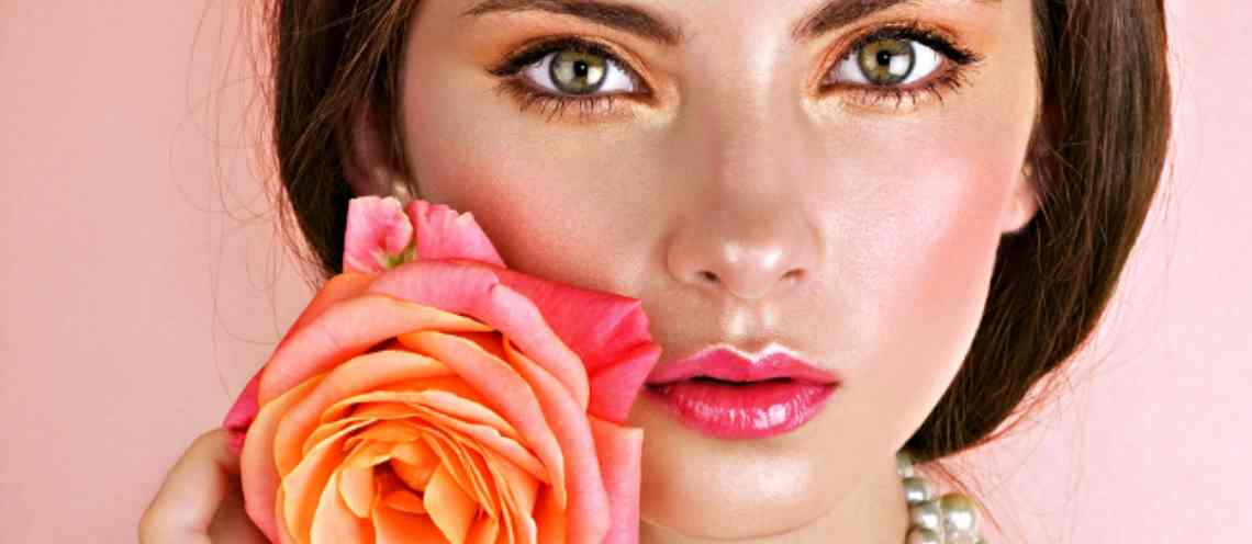 Make up romantico per San Valentino