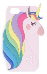 Cover iPhone unicorno di Primark