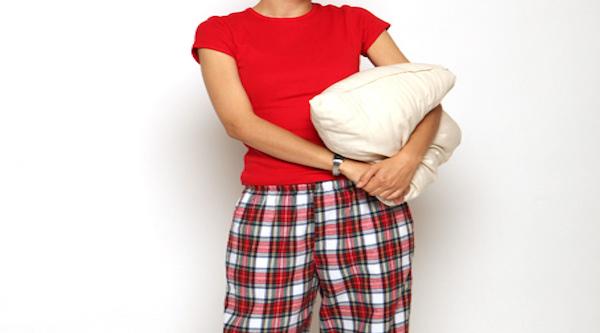 cosa non regalare a natale: il pigiama